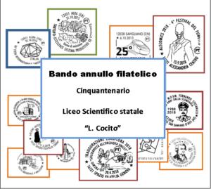 Bando Annullo Filatelico