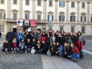 """Le quinte del Cocito alle mostre """"Picasso Metamorfosi"""" e """"The Art of Banksy"""" a Milano"""