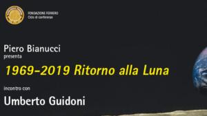1969-2019 Ritorno alla Luna