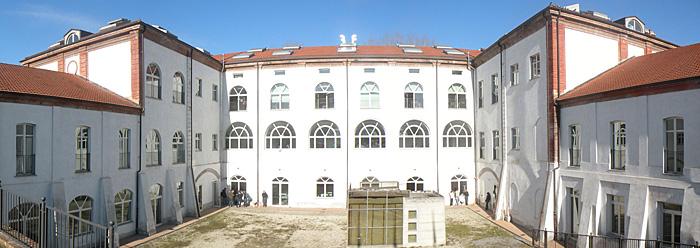 Edificio di Corso Europa