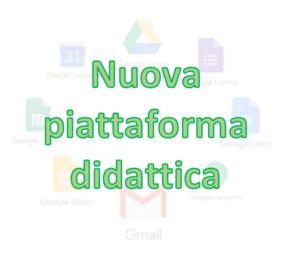 Istruzioni caricamento materiali su nuova piattaforma didattica
