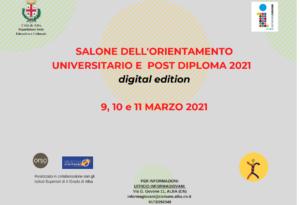 SALONE DELL'ORIENTAMENTO UNIVERSITARIO